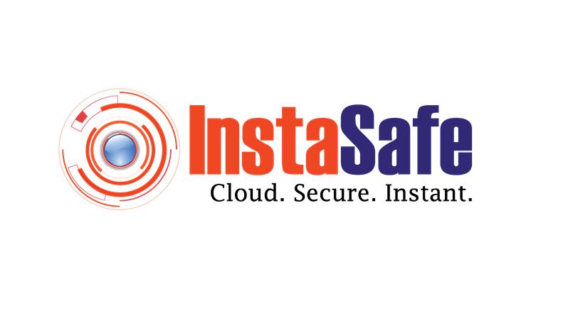 instasafe logo wide